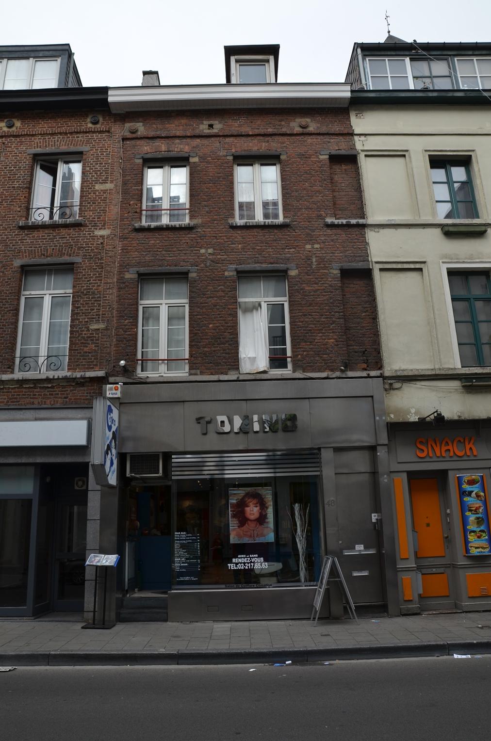 Rue de Laeken 48, 2015