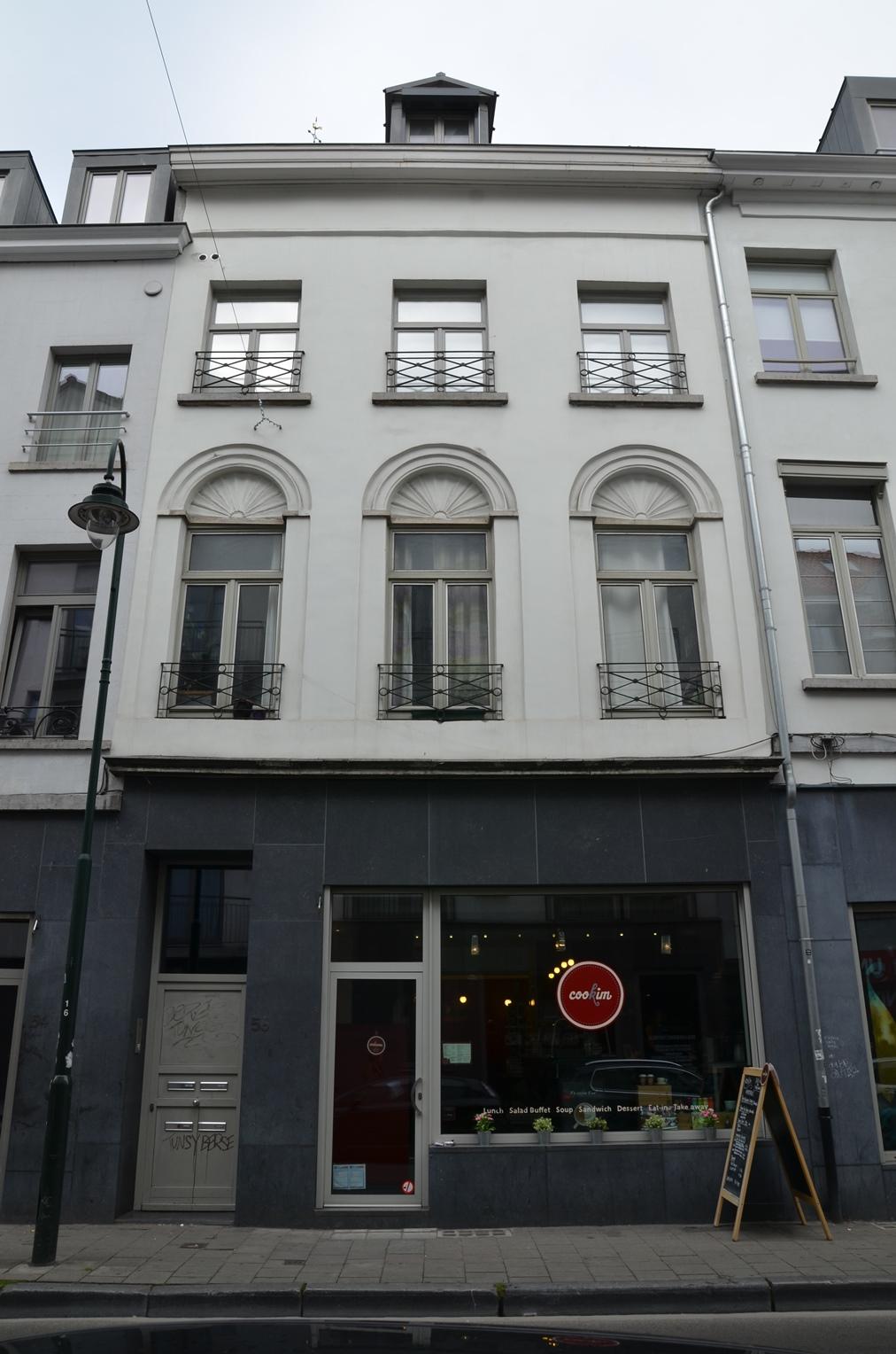 Rue de Laeken 56, 2015