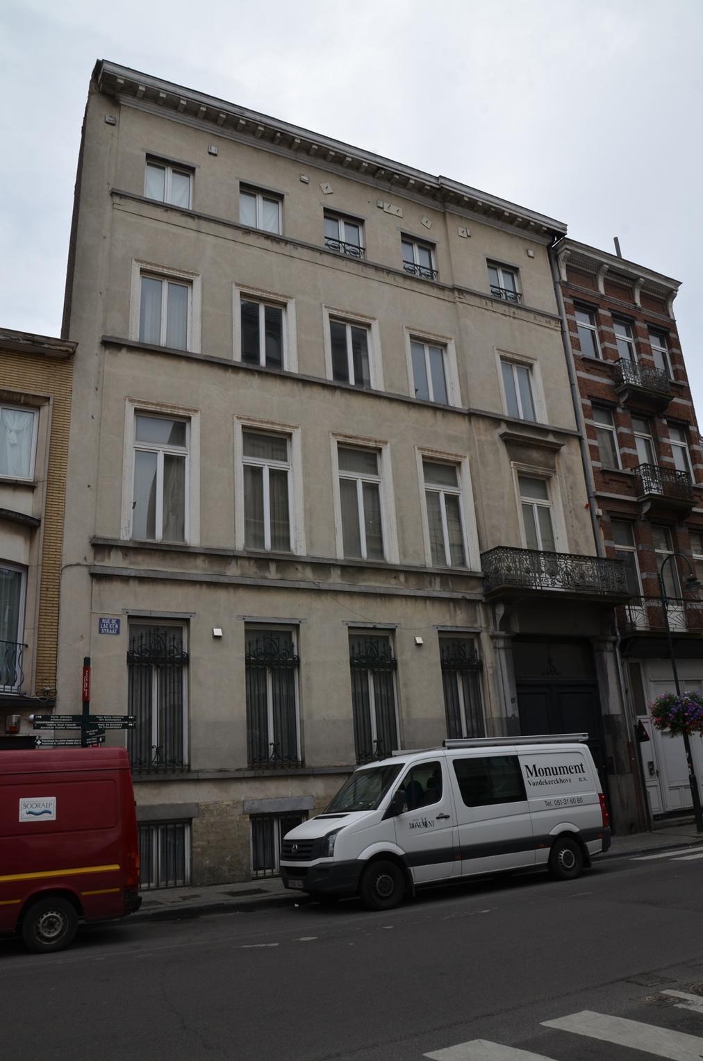 Rue de Laeken 79, 2015
