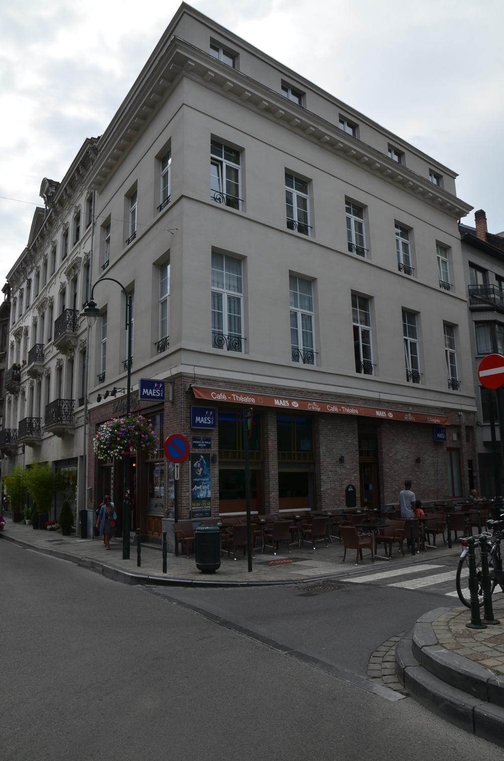 Rue de Laeken 144, 2015