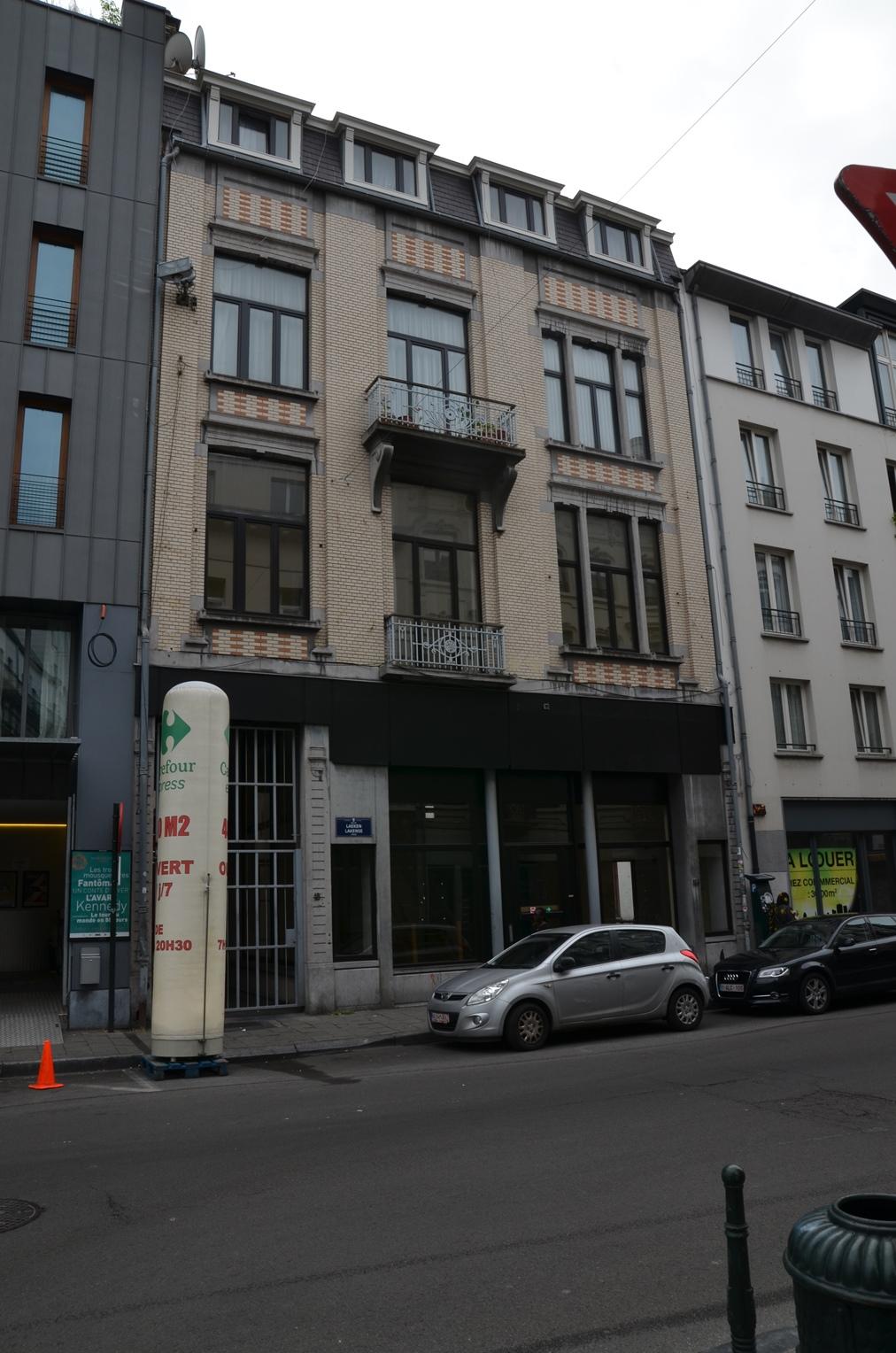 Rue de Laeken 153, 2015