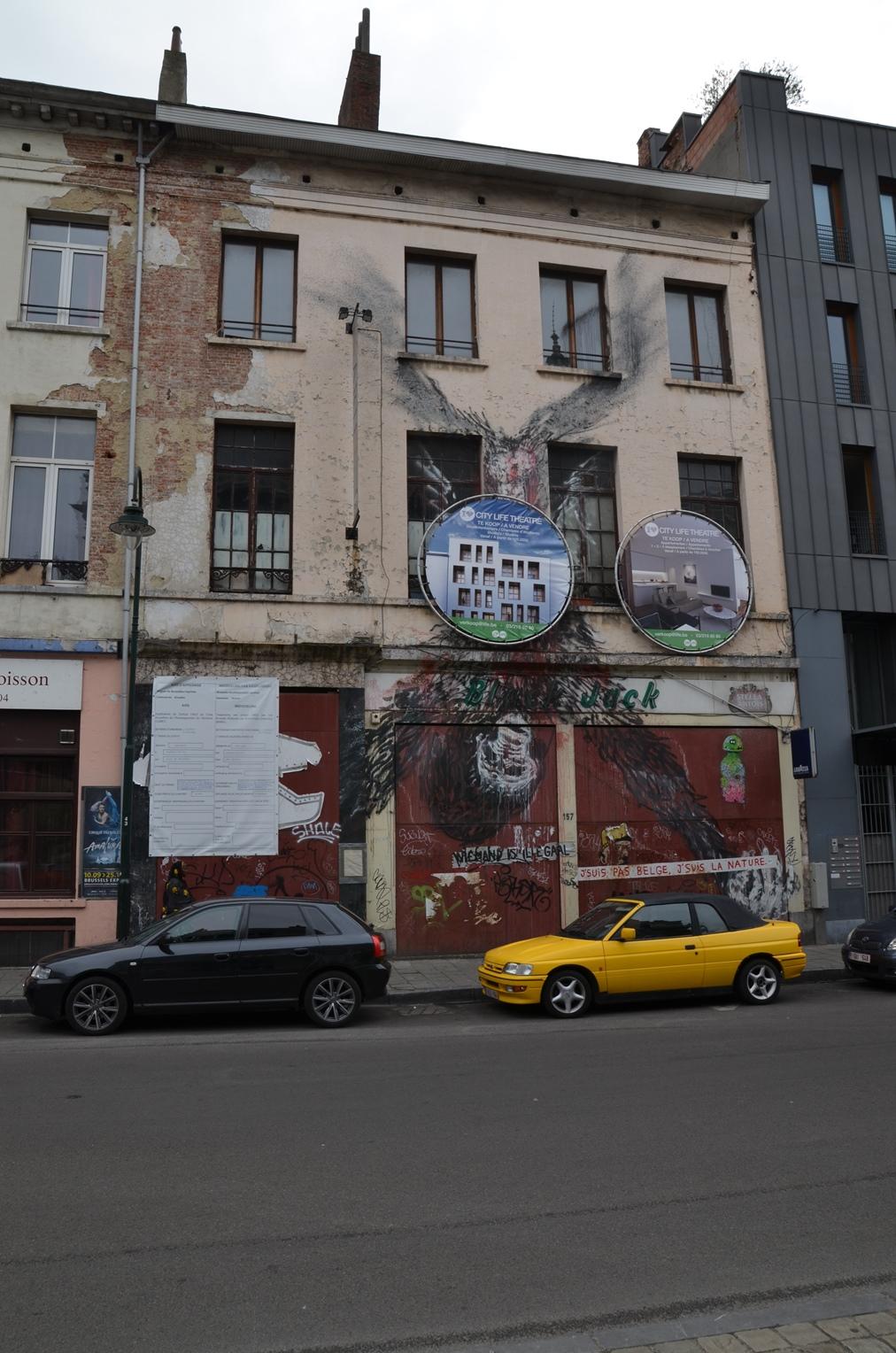Rue de Laeken 157-159, 2015