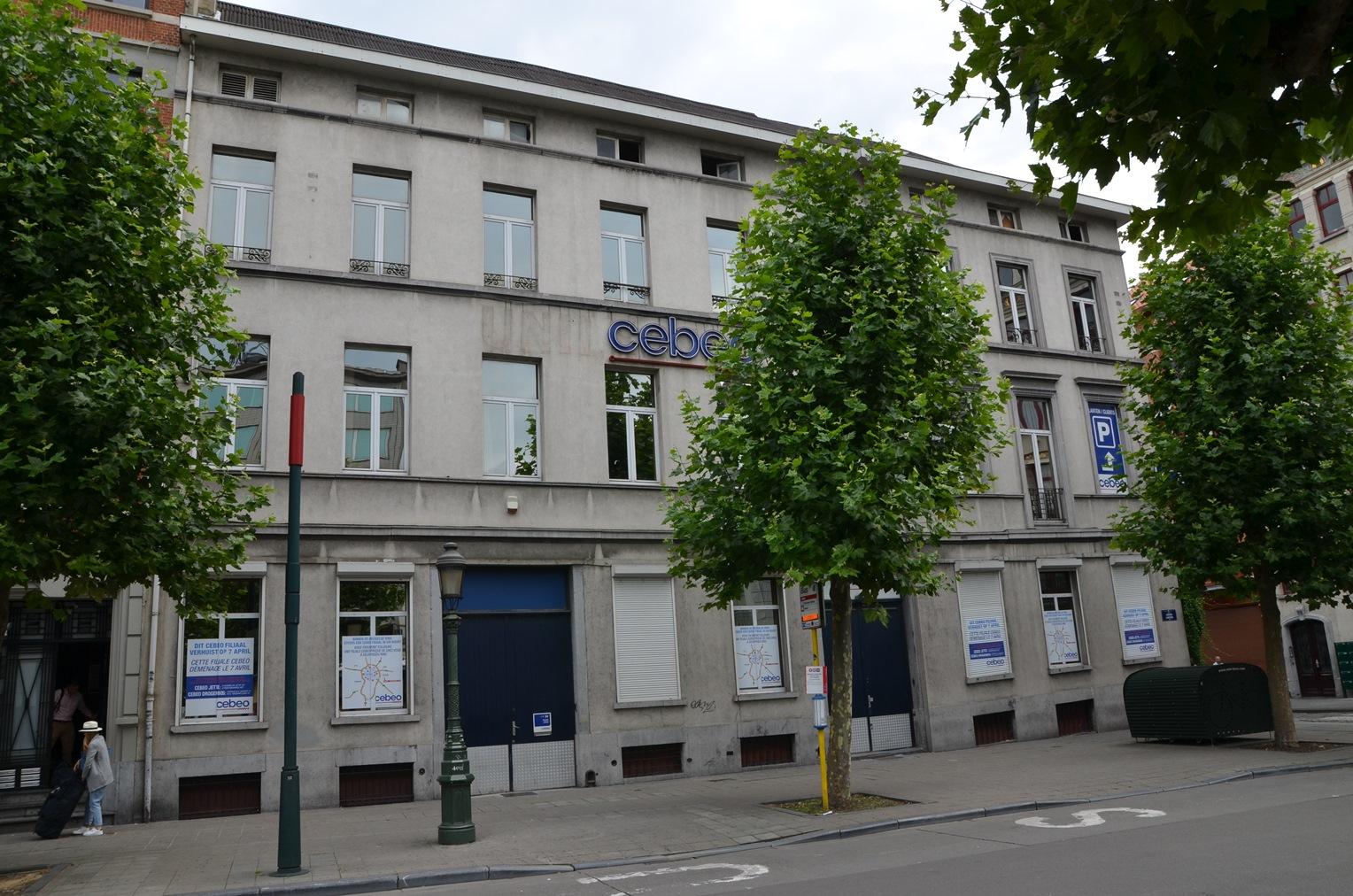Rue de Laeken 179-181, 2015