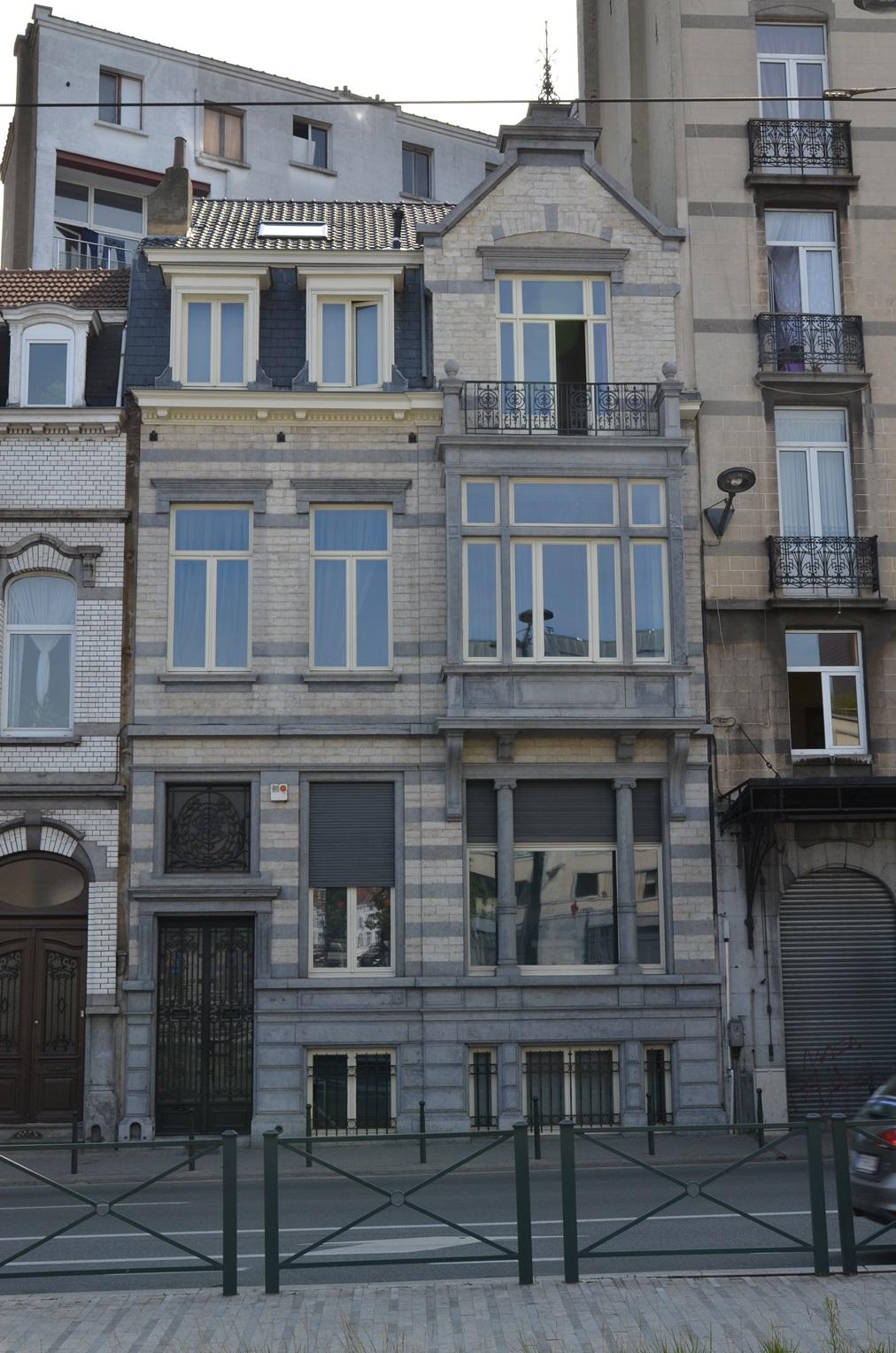 Boulevard de Nieuport 1, 2015