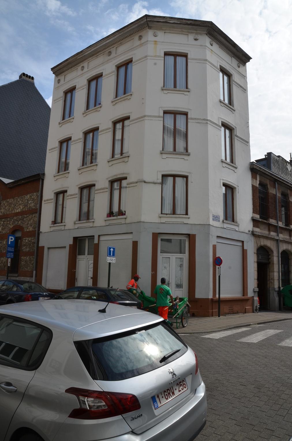 Rue d'Ophem 41-43, 2015