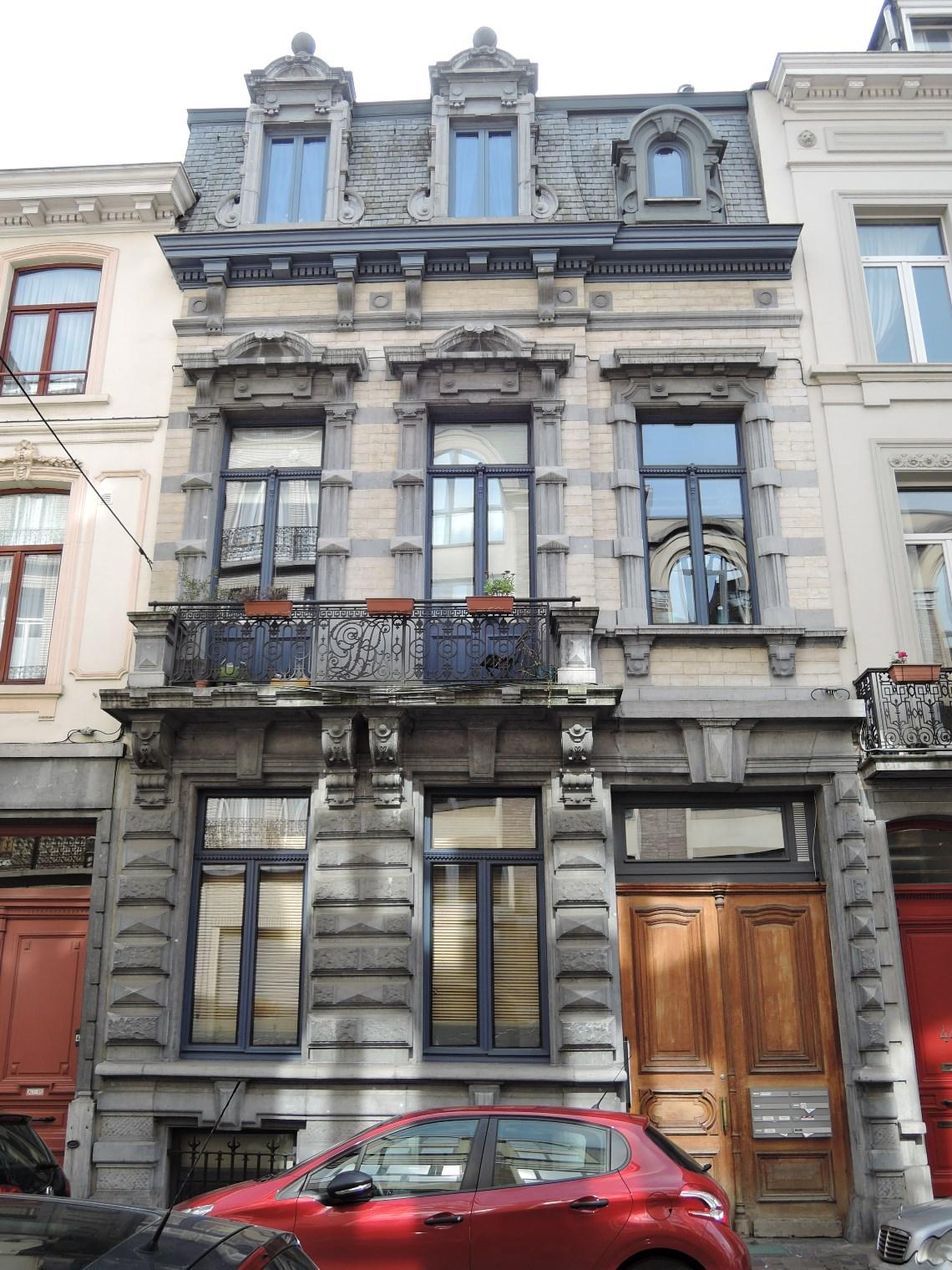 Rue Pletinckx 42, 2015