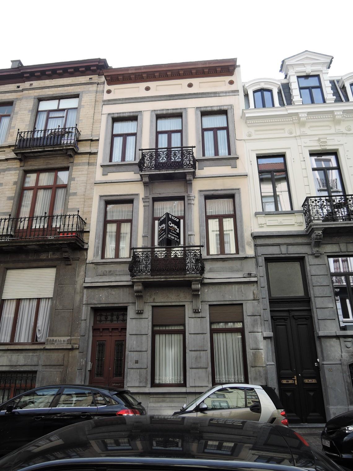 Rue Pletinckx 64, 2015