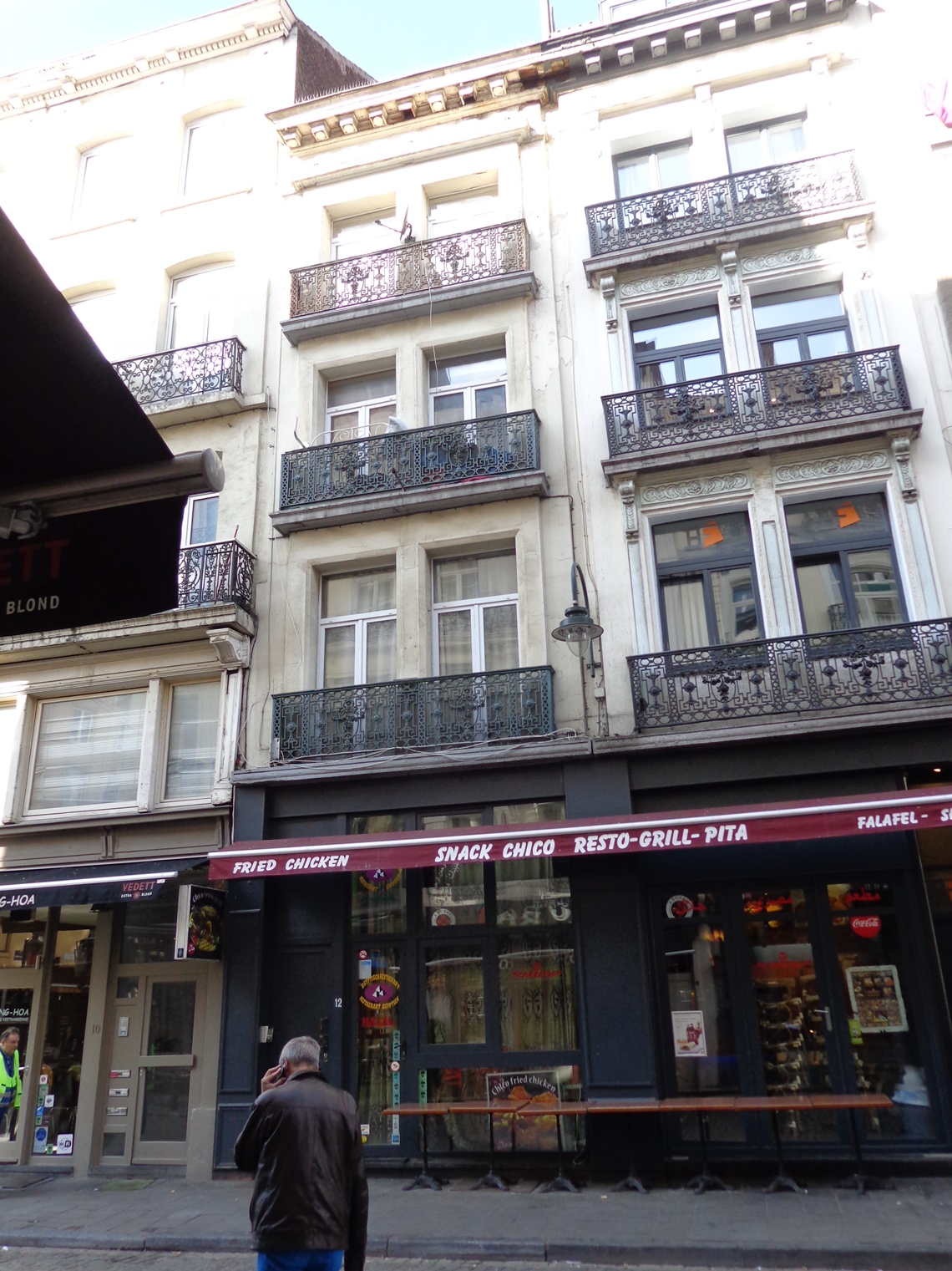 Rue du Pont de la Carpe 12, 2015