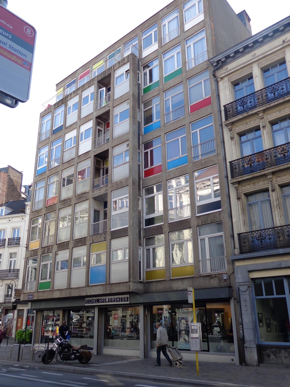 Rue du Pont de la Carpe 16, 2015