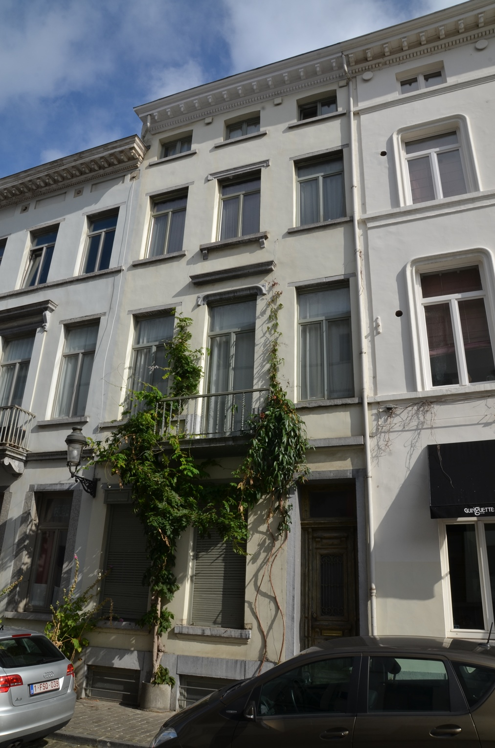Rue du Rouleau 1, 2015