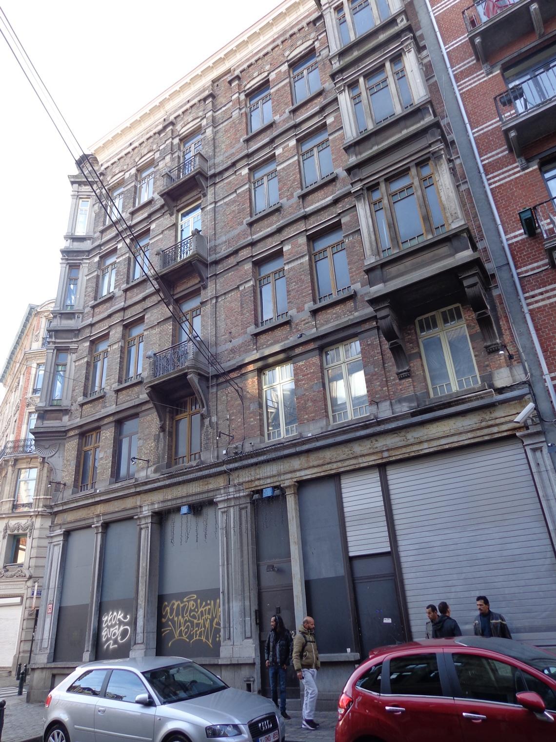 Rue Saint-Christophe 1, 2015