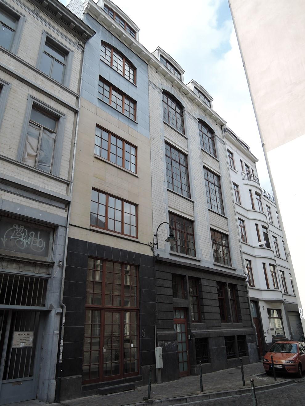 Rue Saint-Christophe 39-41-43, 2015