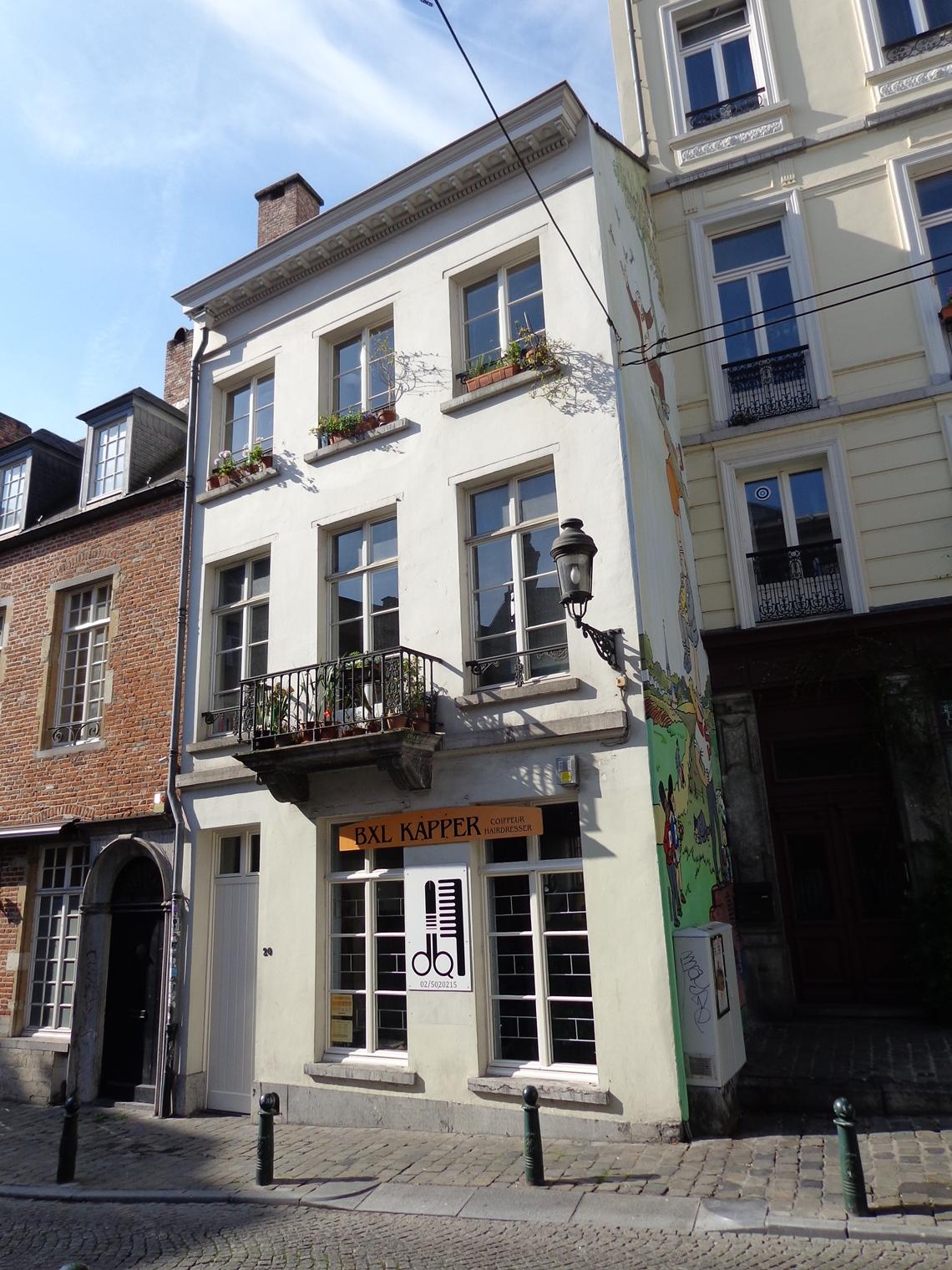 Sint-Goriksplein 20, 2015