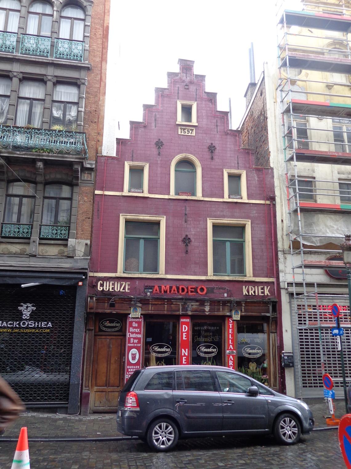 Rue Sainte-Catherine 26, 2015