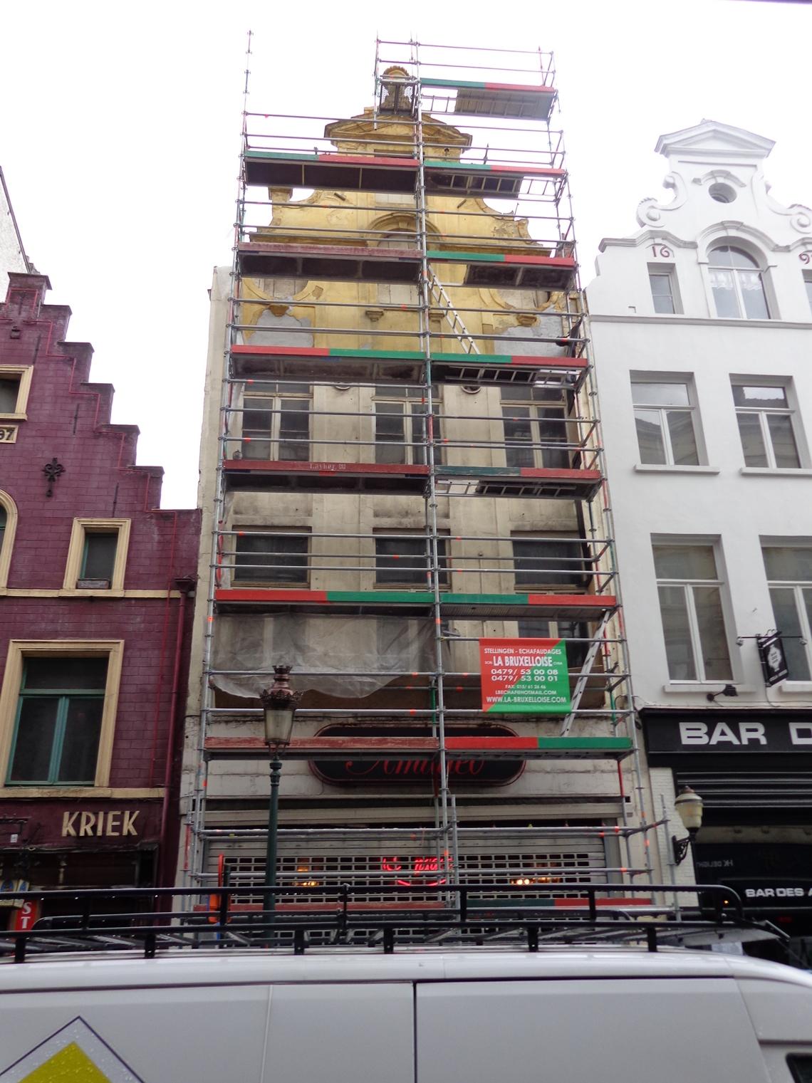 Rue Sainte-Catherine 28, 2015