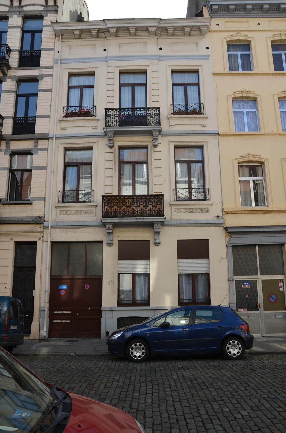Rue de la Senne 102, 2015