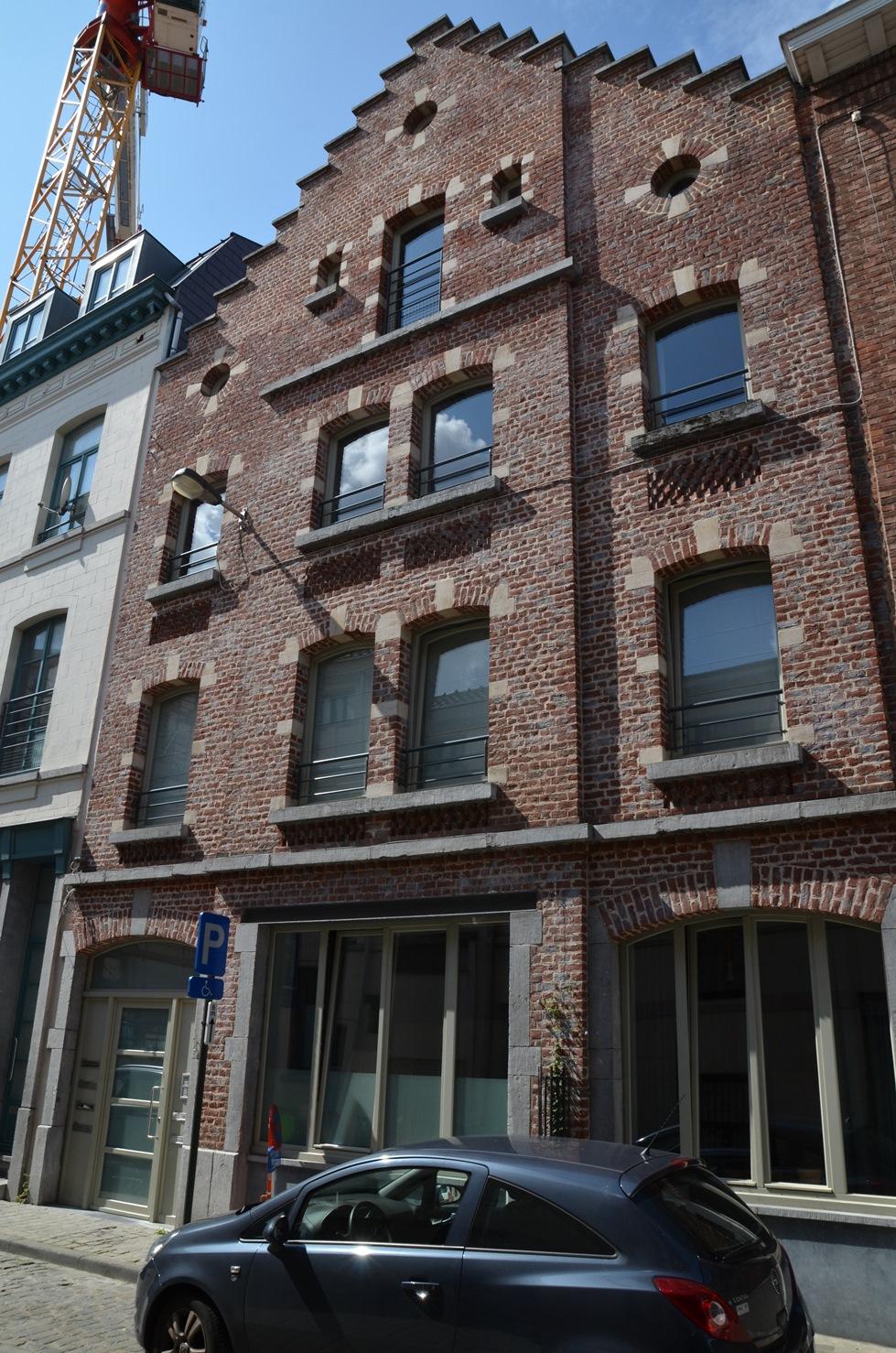 Rue Vandenbranden 41, 2015