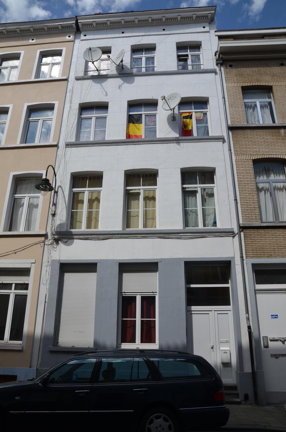 Rue du Vautour 81, 2015