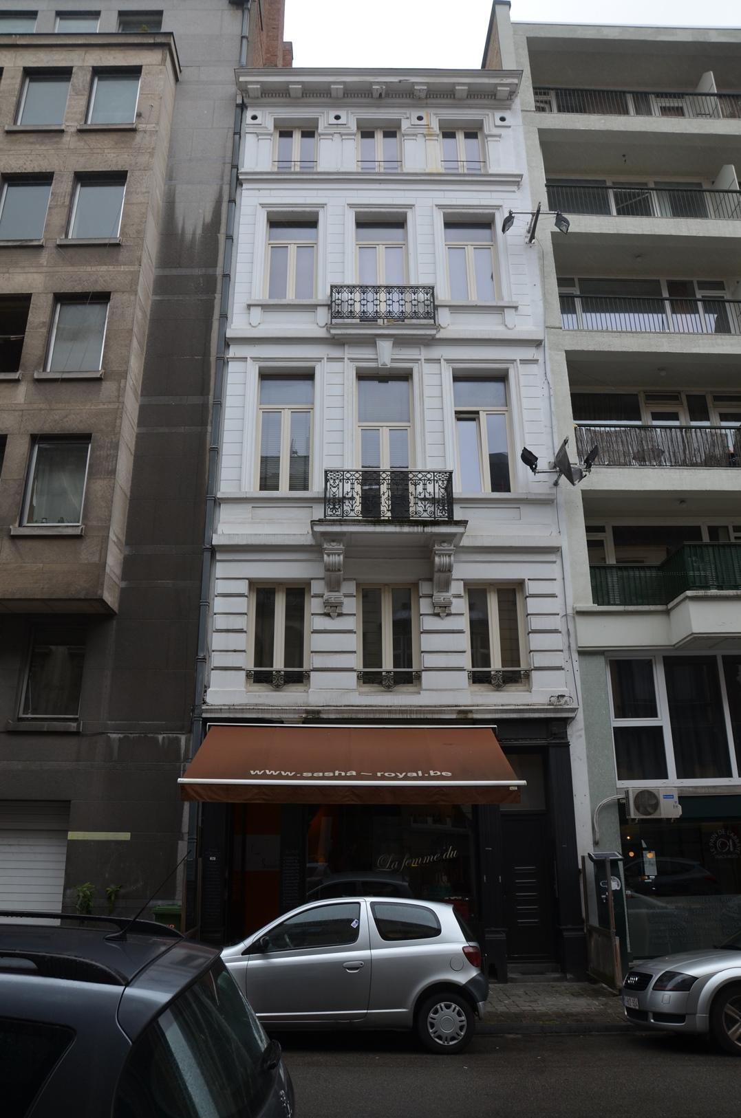Rue de l'Association 9, 2015