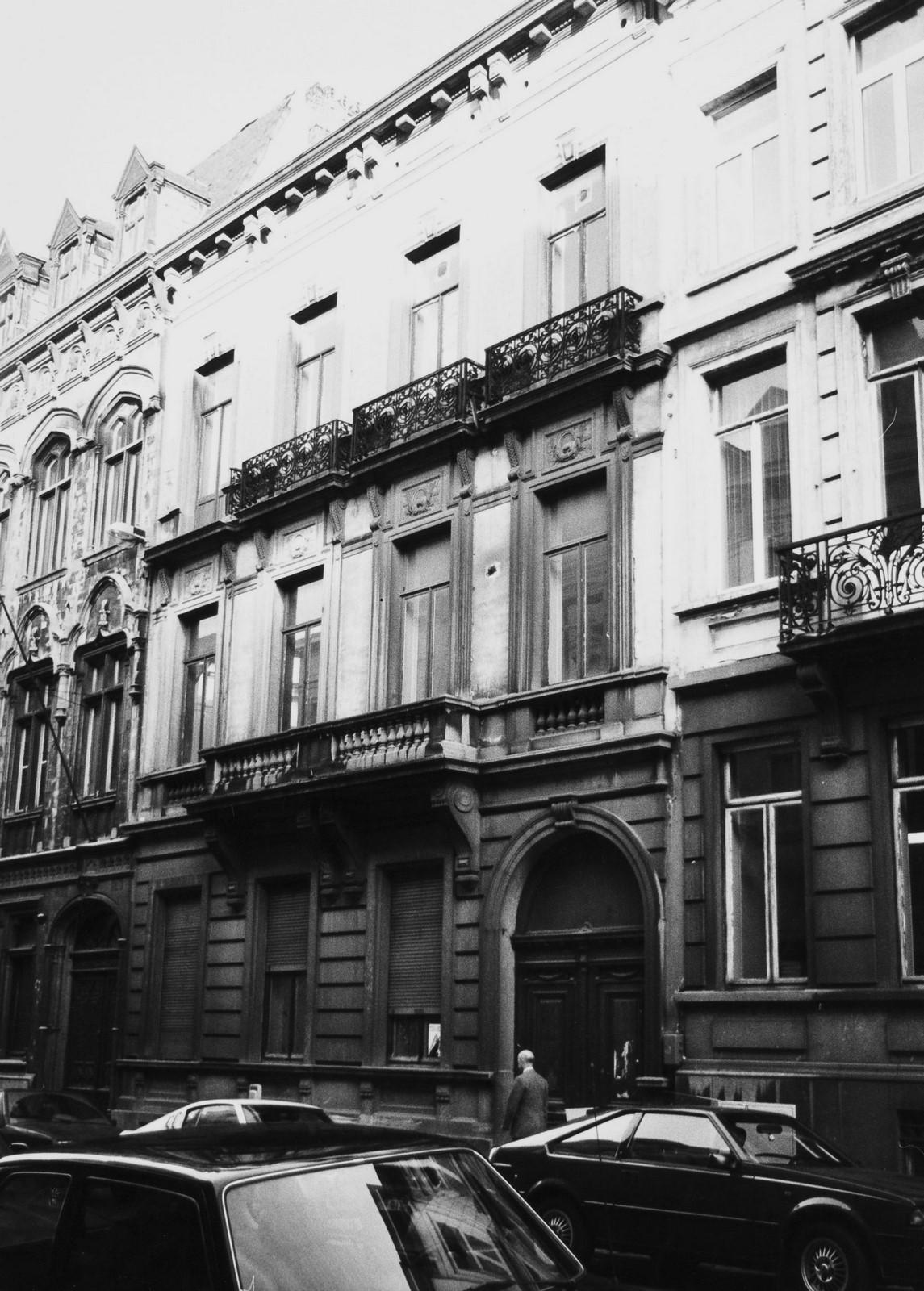 rue de l'Association 34., 1984