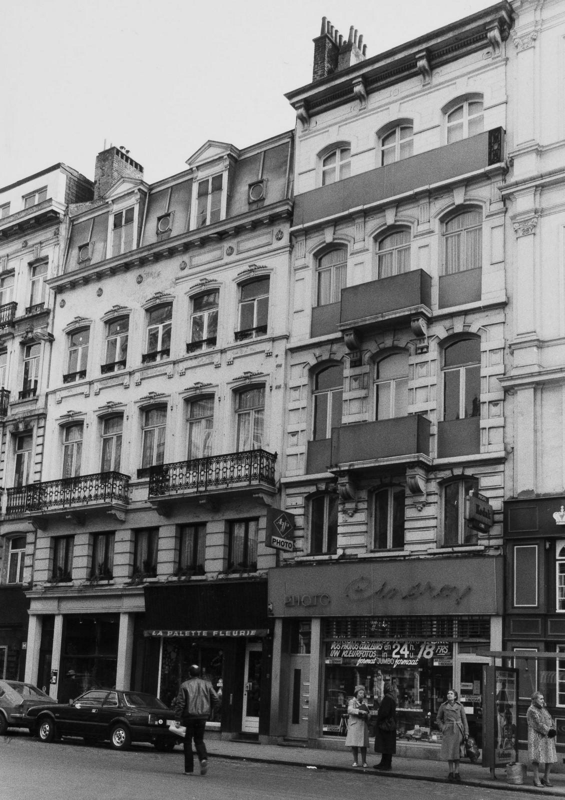 Ijzerenkruisstraat 9-13, 5-7., 1981