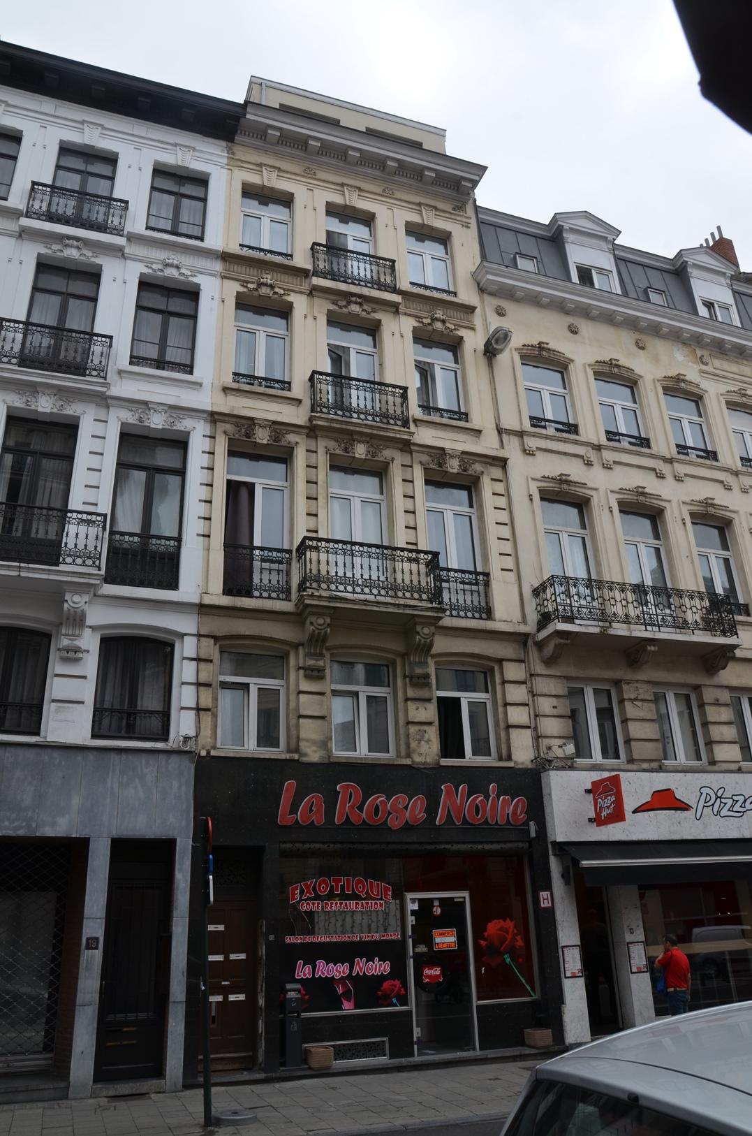 Rue de la Croix de Fer 15-17, 2015