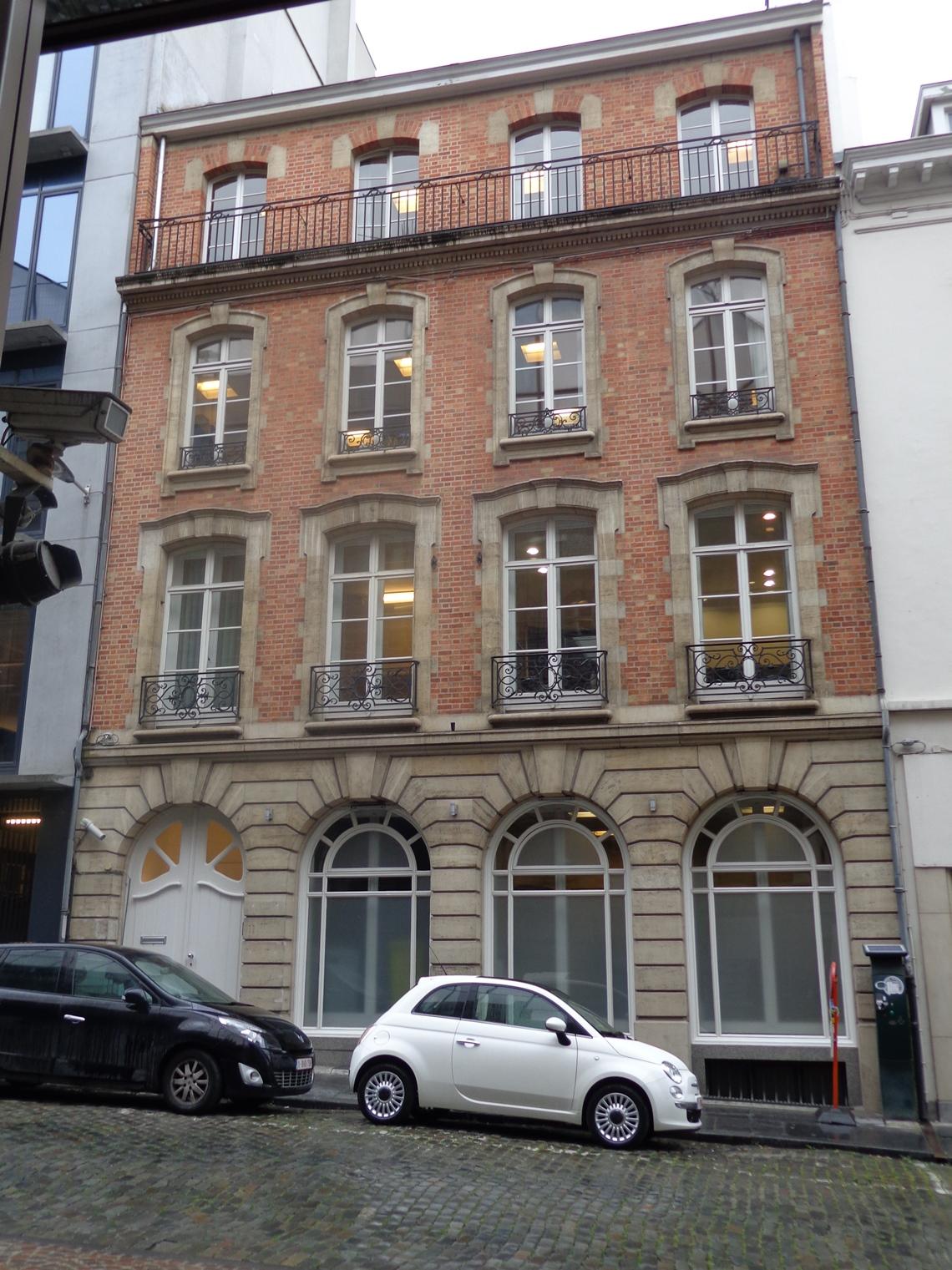Rue de Ligne 11, 2015