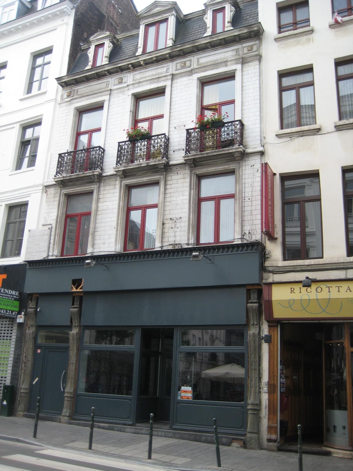 Rue de l'Ecuyer 33, 2015