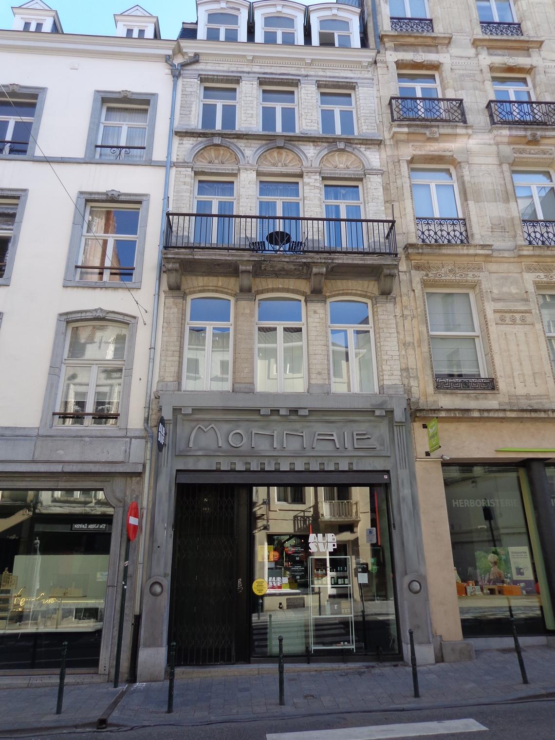 Rue de l'Ecuyer 36, 2015