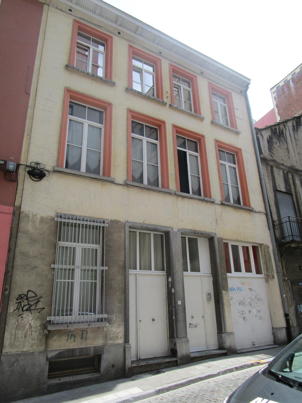 Rue de la Fiancée 33-35, 2015