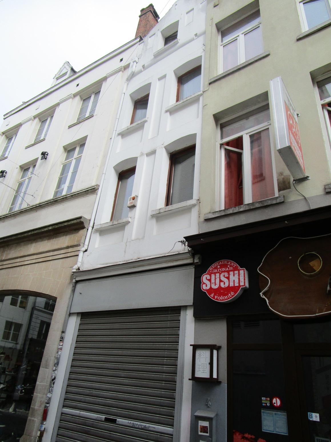 Rue de la Fourche 2, 2015
