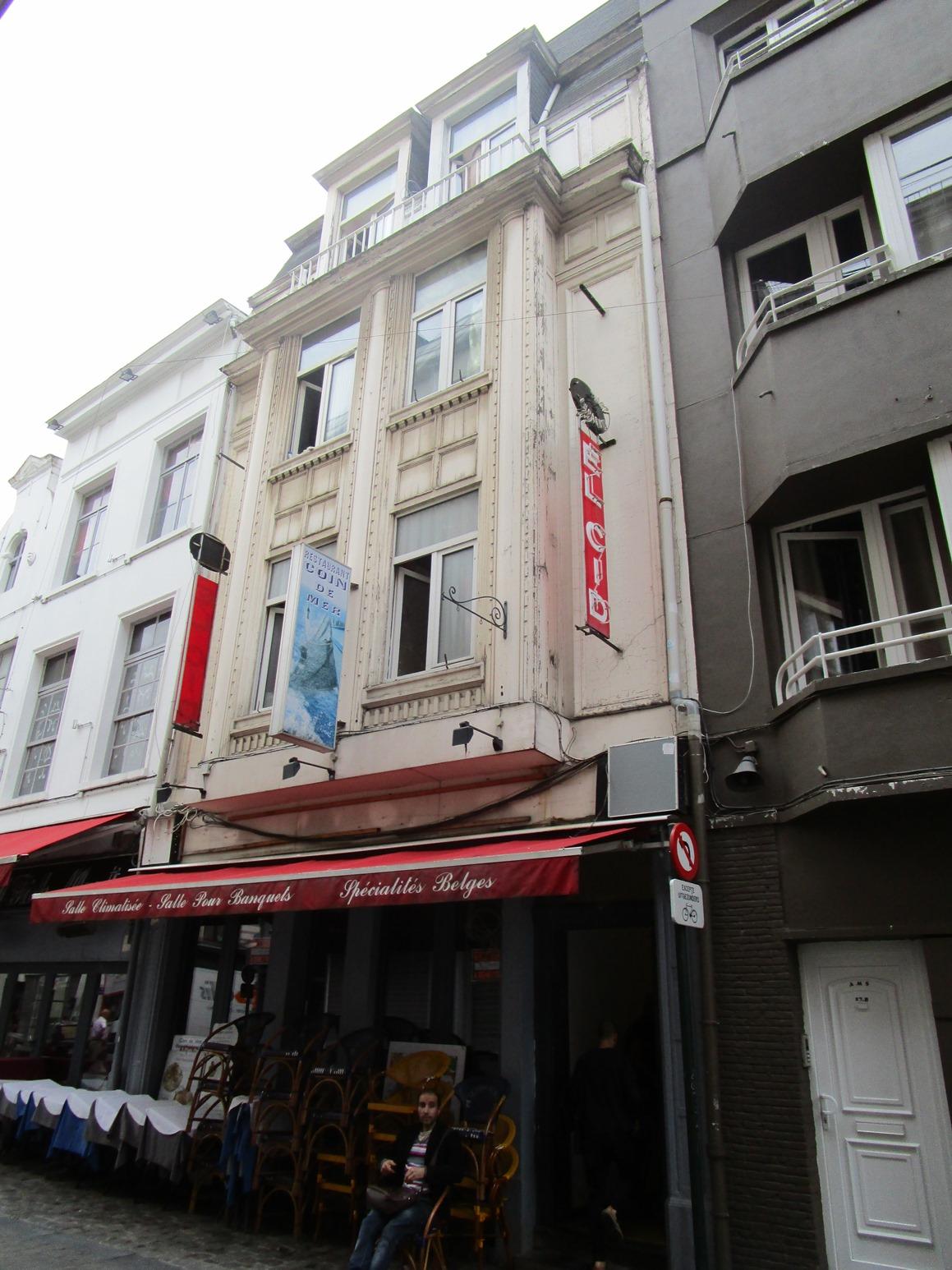 Rue de la Fourche 29-31, 2015