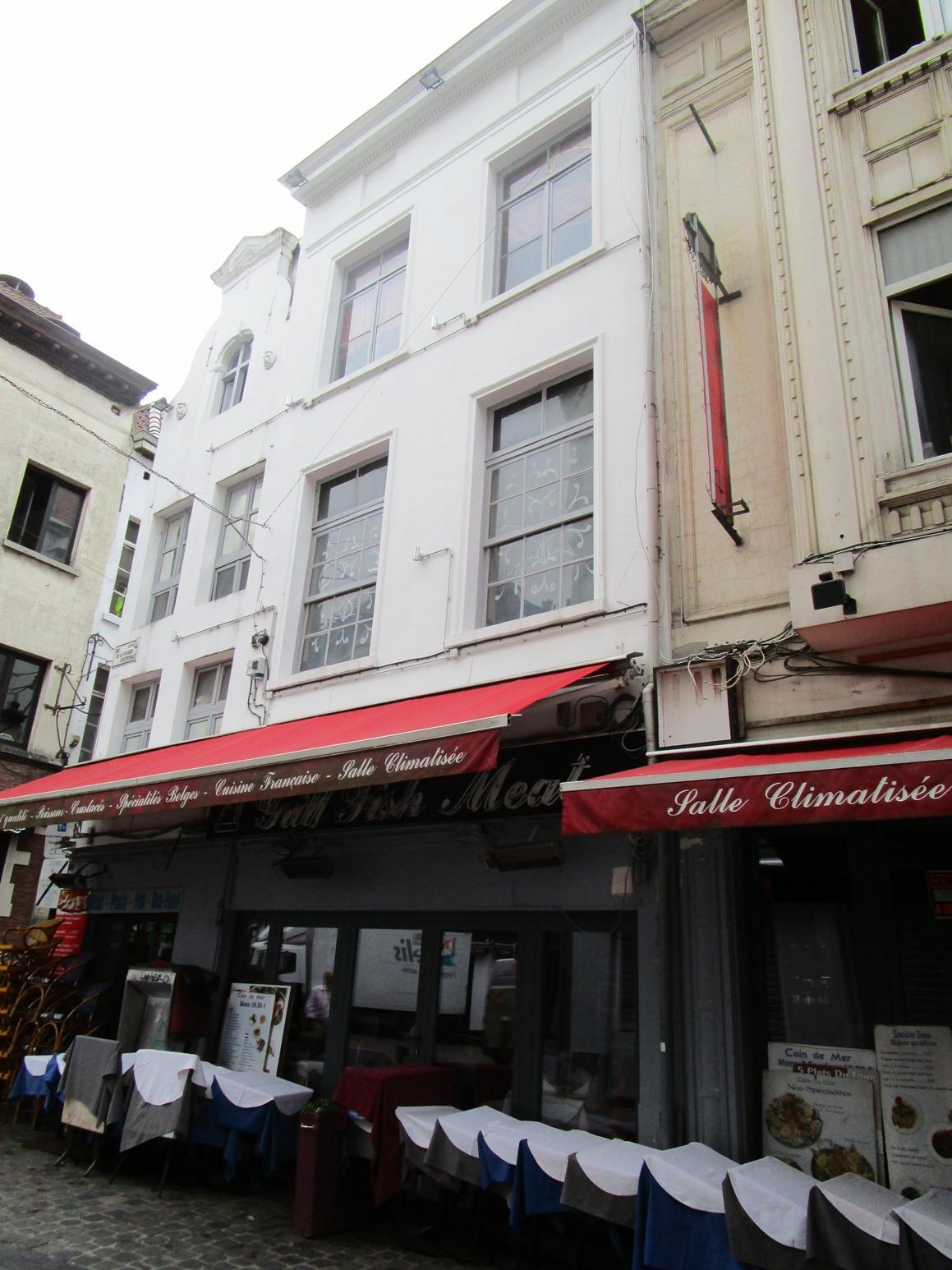 Rue de la Fourche 33, 2015