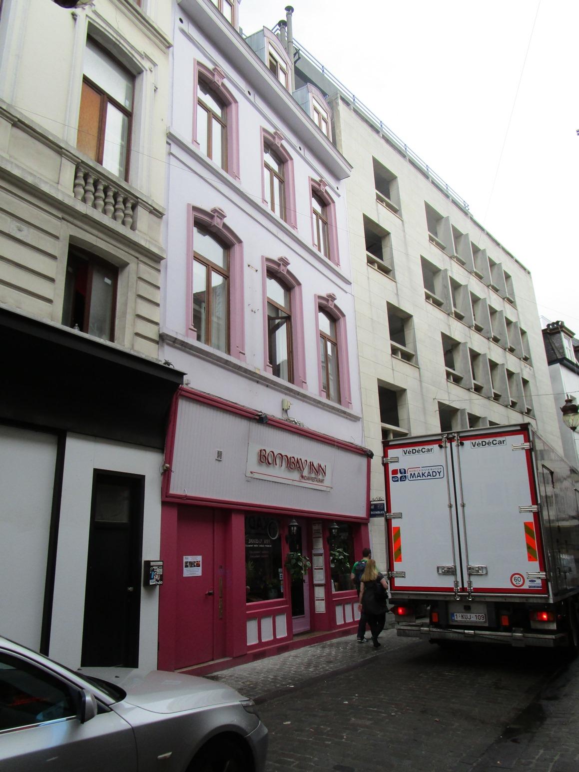 Rue de la Fourche 38, 2015