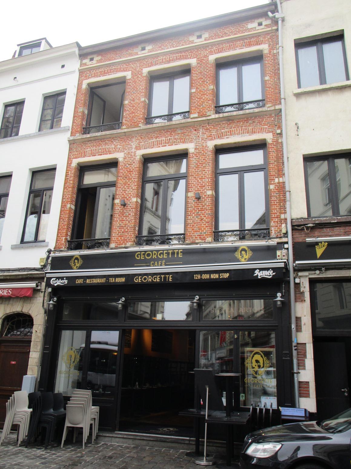 Rue de la Fourche 39, 2015