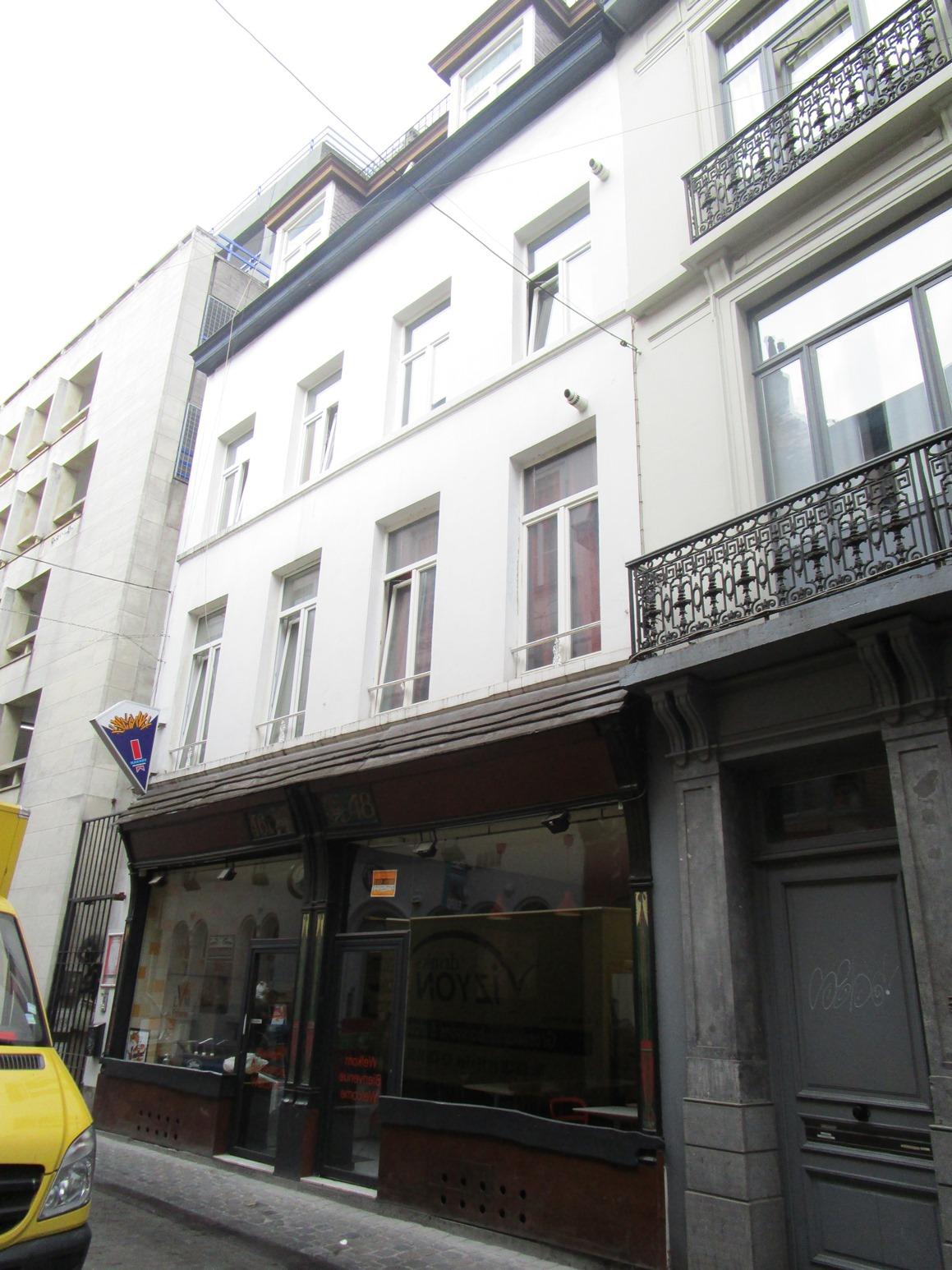 Rue de la Fourche 46-48, 2015