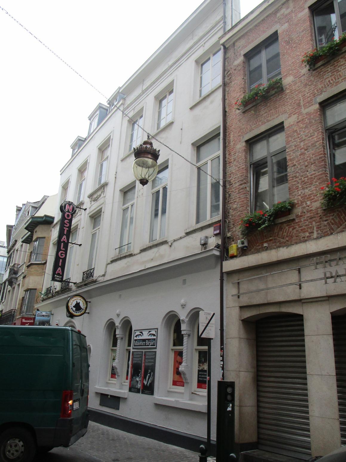 Rue de la Fourche 49, 2015