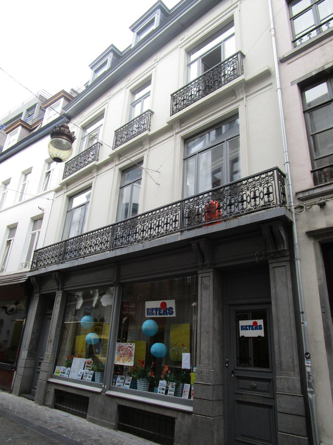 Rue de la Fourche 50, 2015