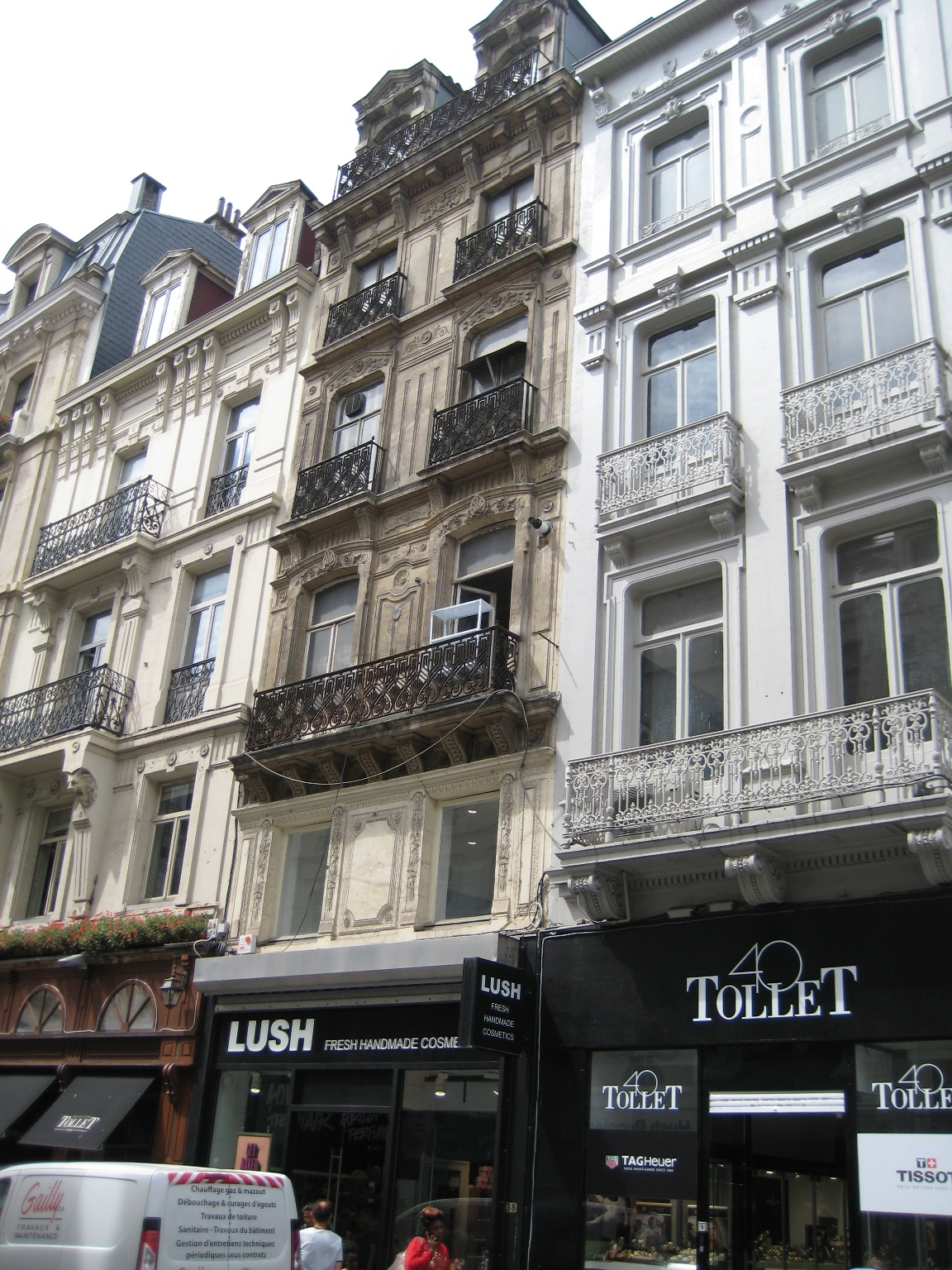 Rue des Fripiers 38, 2015