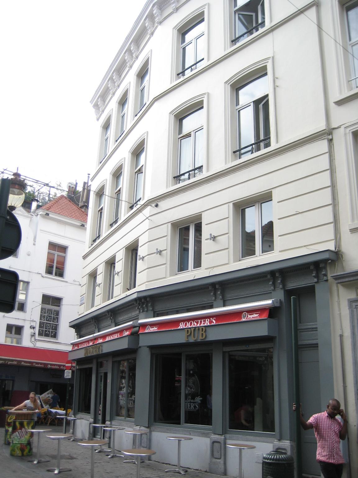 Grétrystraat 77-79, 2015