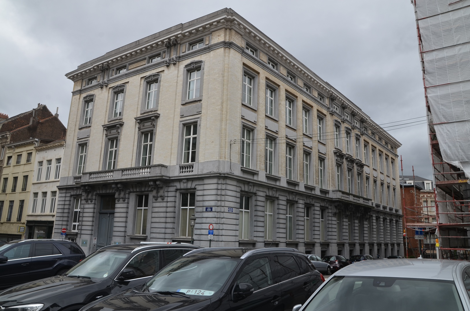 Rue de Louvain 38, 2015
