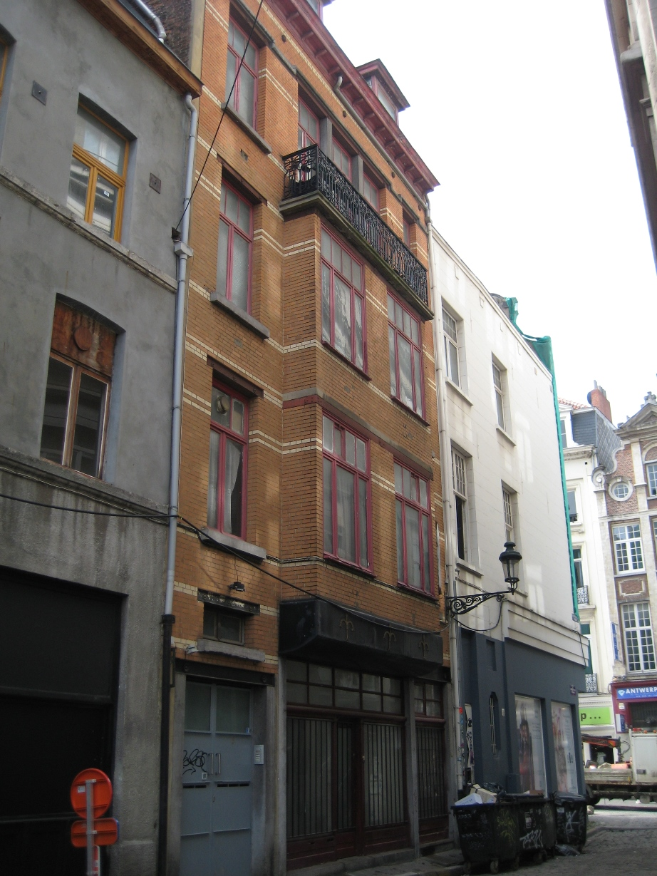 Rue du Marché aux Peaux 3-5, 2015