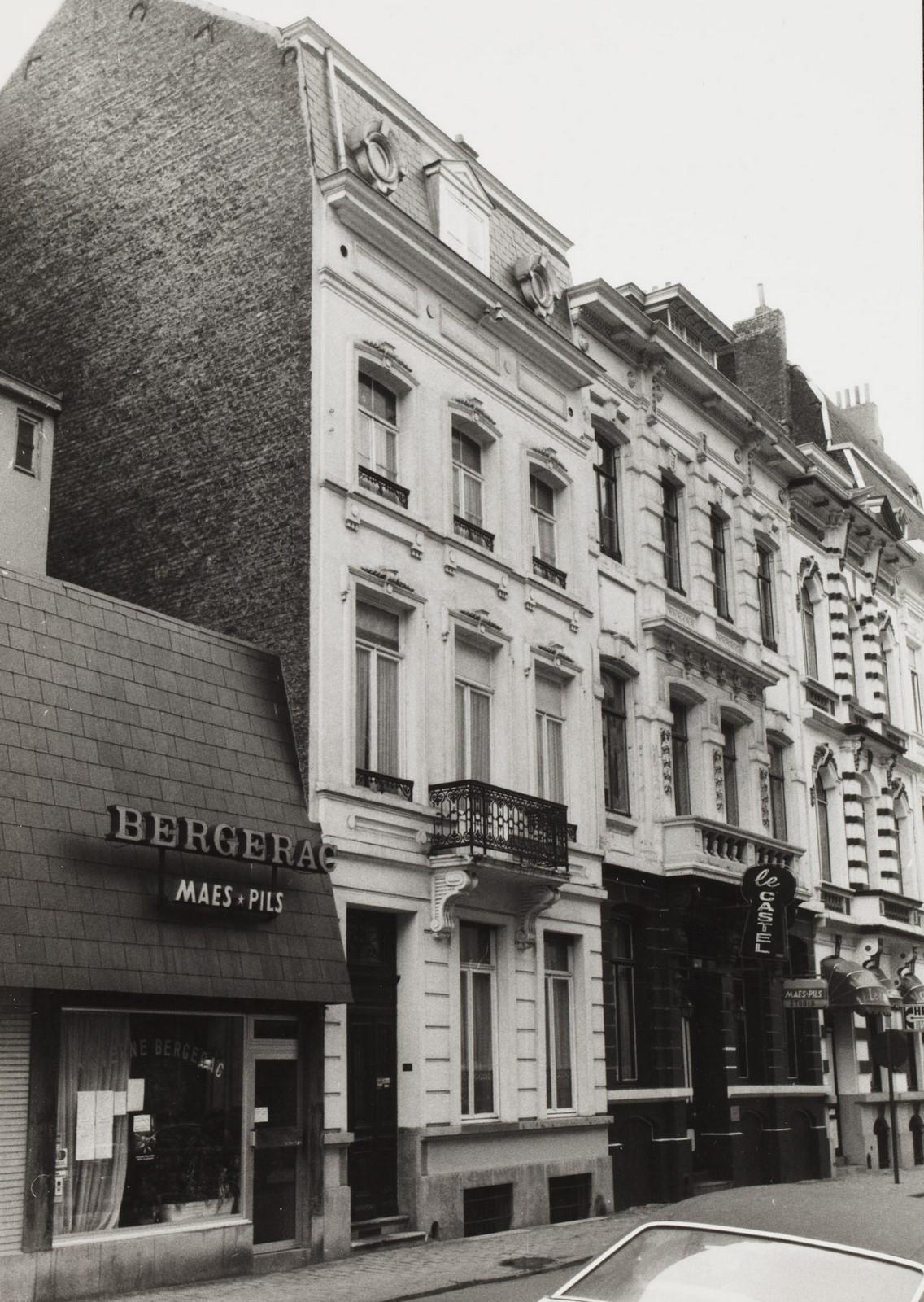 rue du Nord 32., 1981