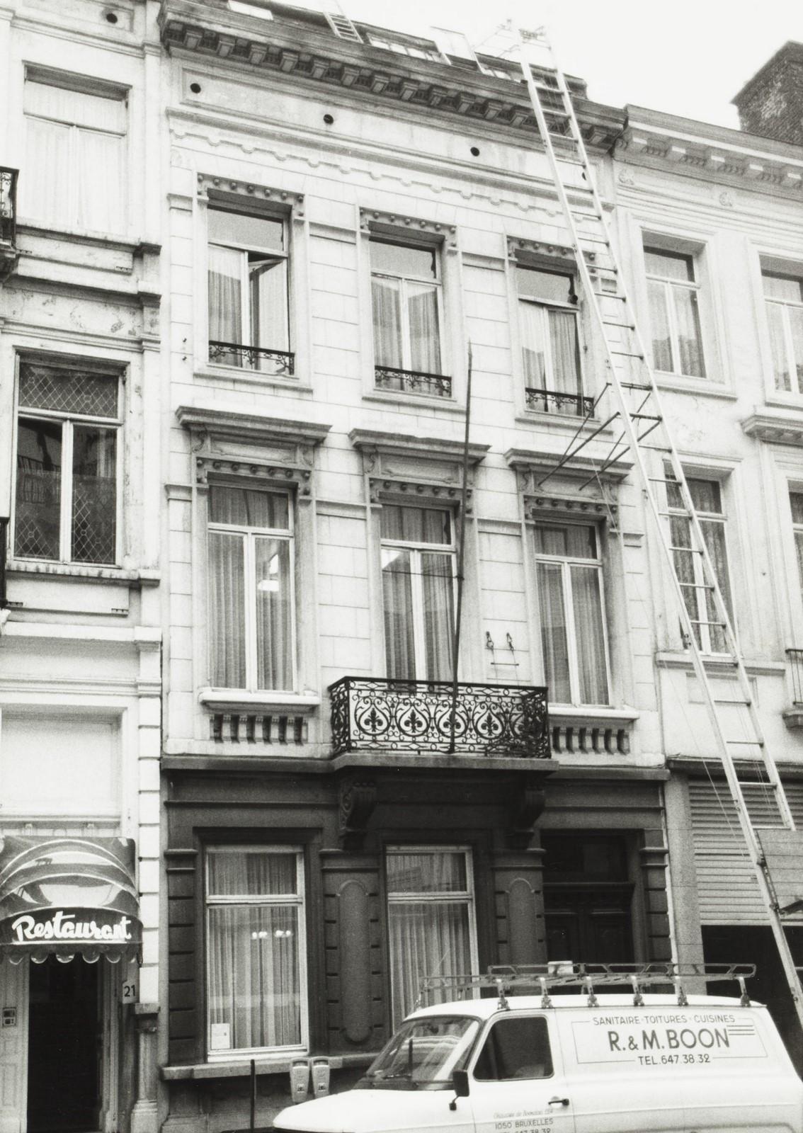 rue de la Presse 19., 1981