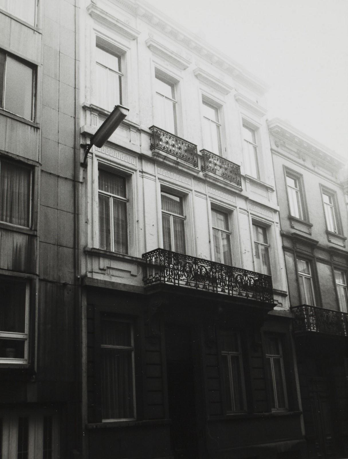 rue de la Révolution 7., 1985