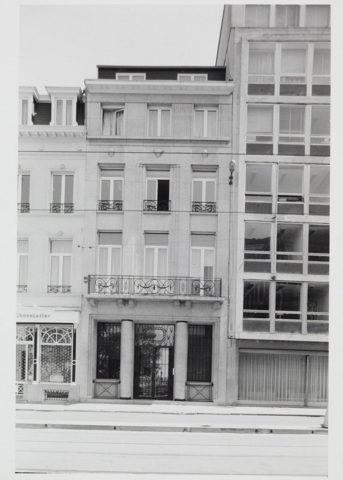 rue Royale 71. Anc.