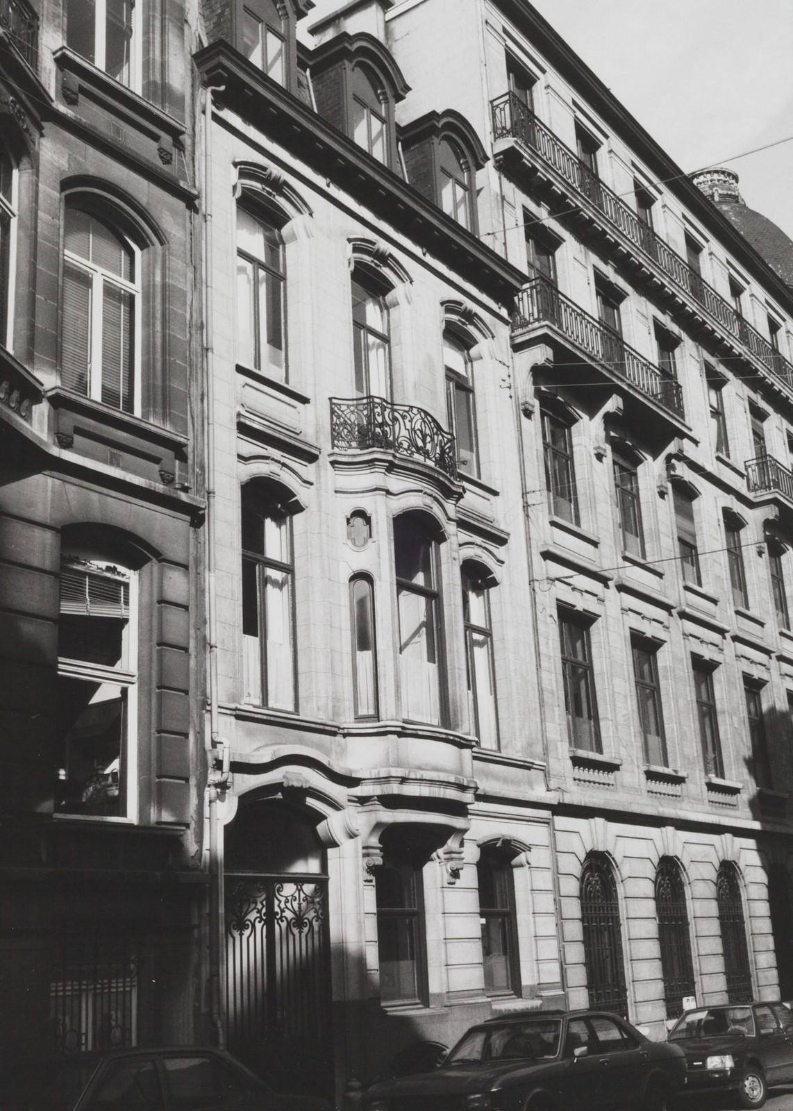 rue Van Orley 12., 1985