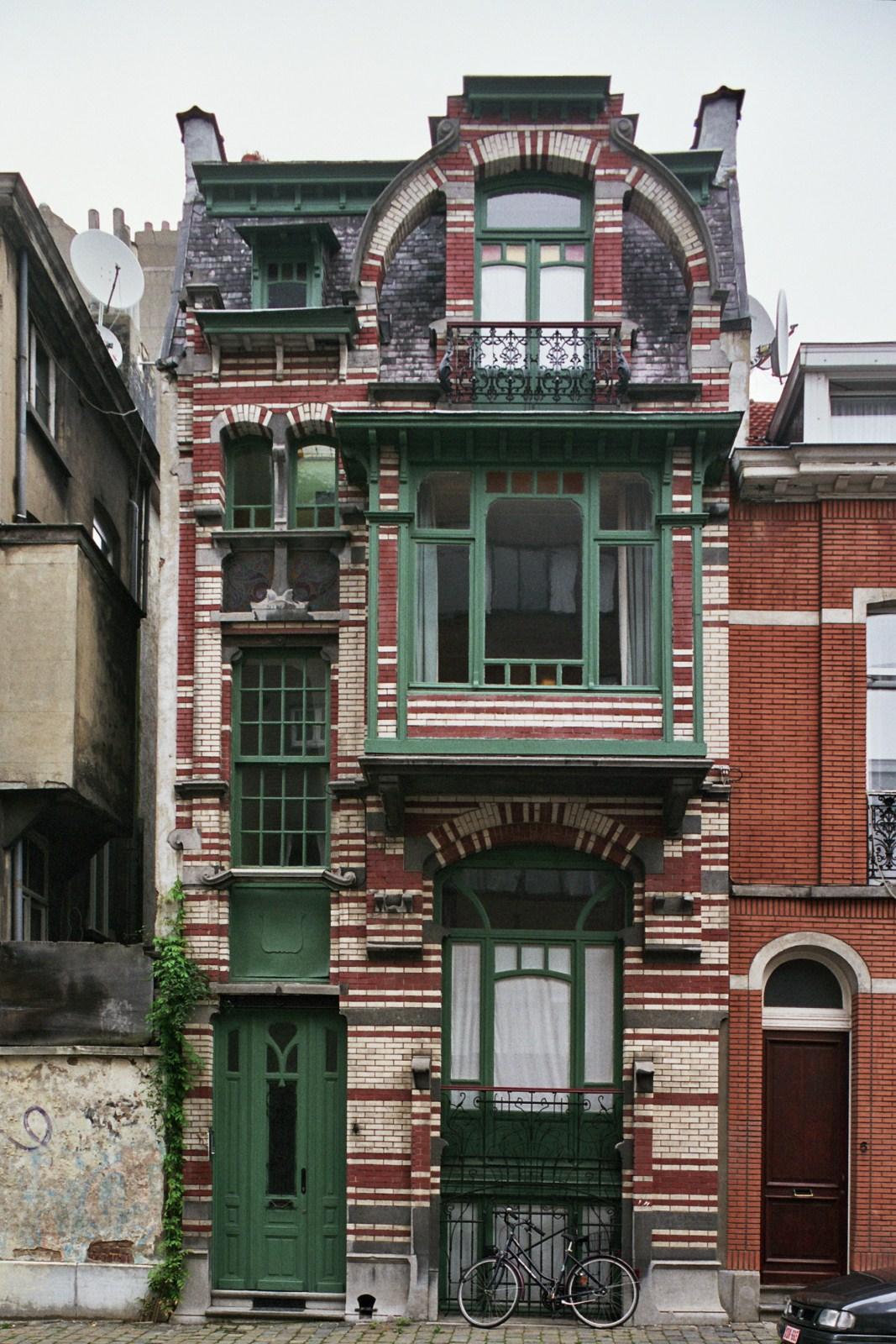 Rue de l'Abdication 4., 2007