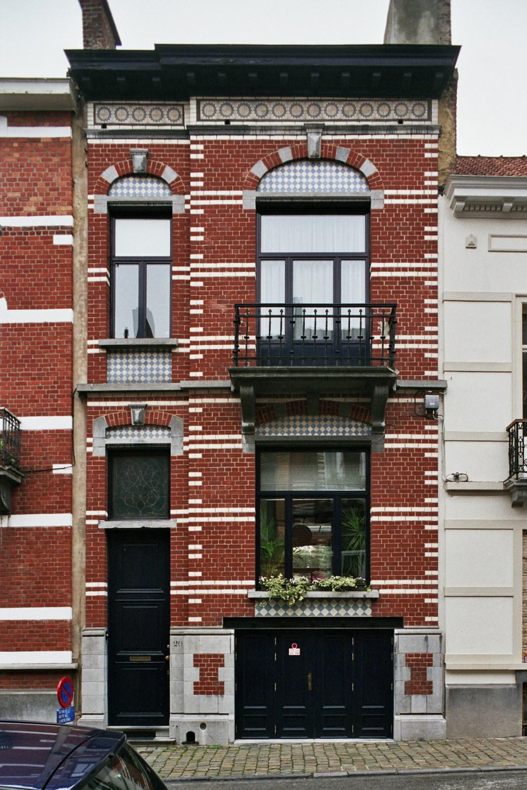 Rue de l'Abdication 20., 2006