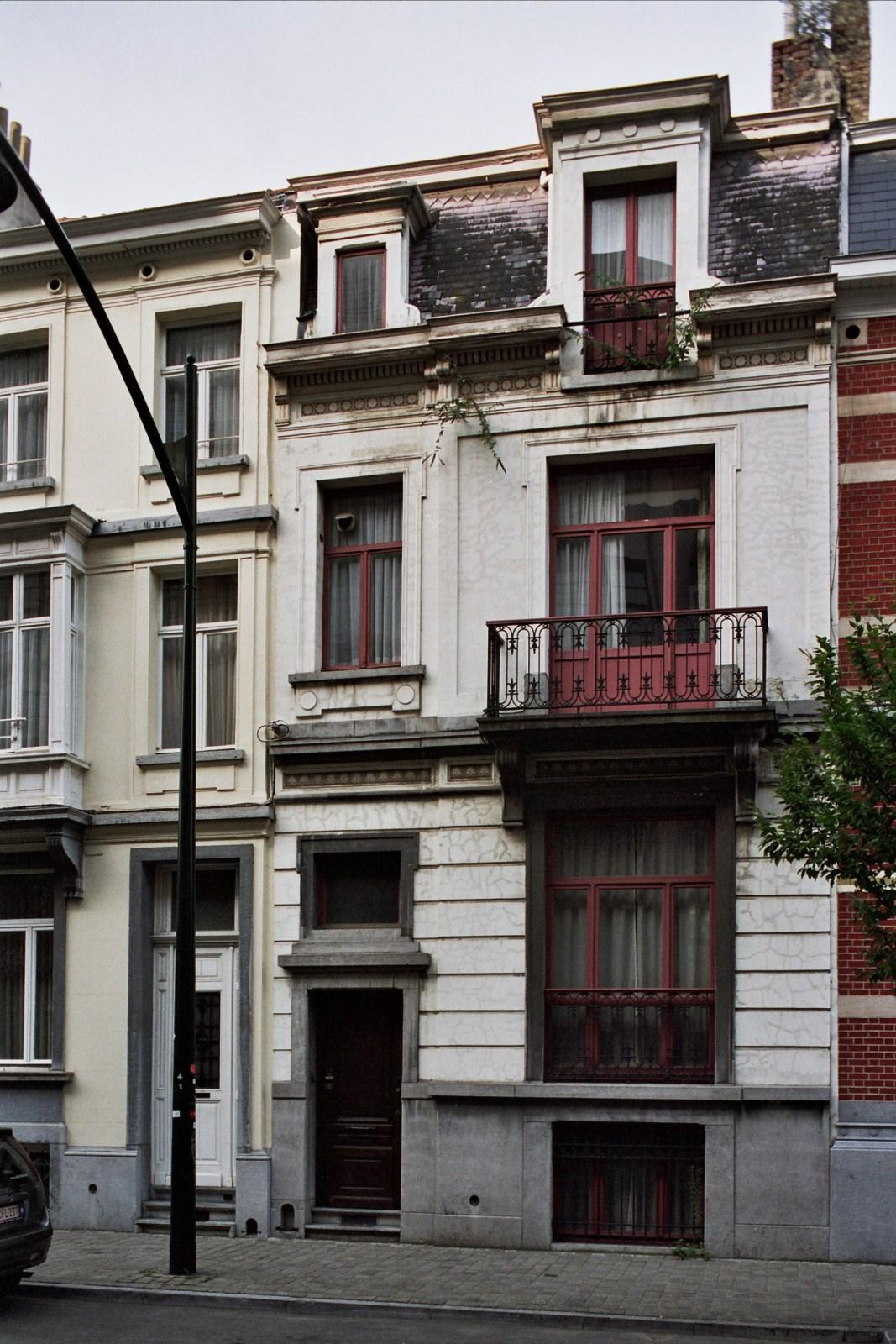 Rue Archimède 56., 2008